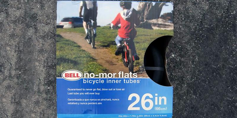 Review of Bell Sports Solid NoMorFlat Bicycle Inner Tire Tube