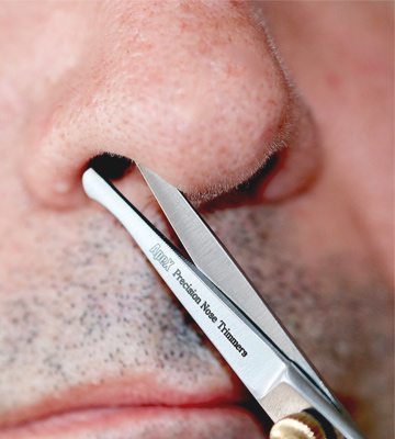 Review of Apex Premium Nose Hair Scissors