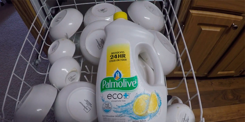 Palmolive Eco Gel Dishwasher Detergent, 45 Ounce in the use