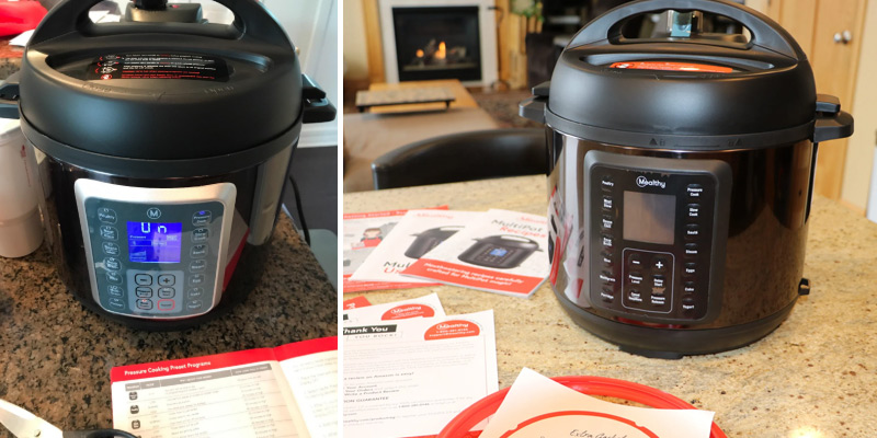 Review of Mealthy MultiPot 9-in-1 6 Quart 2.0 Programmable Pressure Cooker