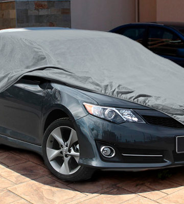 Review of BDK Universal Fit Cover for Car Sedan