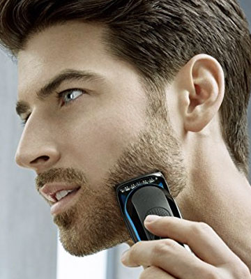 Review of Braun MGK3020 Men's Beard Trimmer for Hair / Head Trimming
