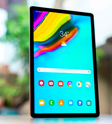 Review of Samsung Galaxy Tab S5e (SM-T720NZKAXAR) 10.5 inch Android Tablet (2019)