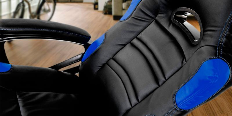 Review of Arozzi ENZO BL BL Ergonomic Gaming Chair