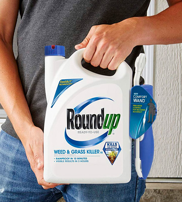 Review of Roundup Weed and Grass Killer III (5109010) Ready-to-Use