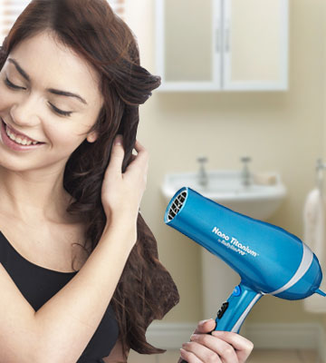 Review of BaByliss BABNT5548 Pro Nano Titanium Ionic Hair Dryer