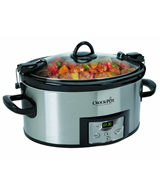Crock-Pot SCCPVL610-S Programmable Slow Cooker