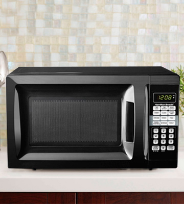 Review of Hamilton Beach 700 Watt Microwave Oven