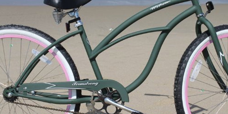 Detailed review of Firmstrong Urban Lady Beach Cruiser Bicycle