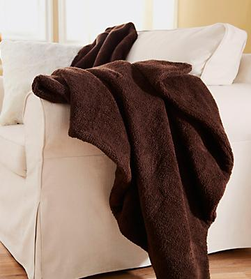 Review of Sunbeam TSF8US-R470-33A00 Fleece Heated Throw