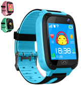 Kidaily S4+ Kids Smart Watch with GPS Tracker