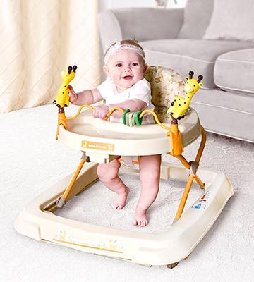 Review of Trend Kiku Baby Walker