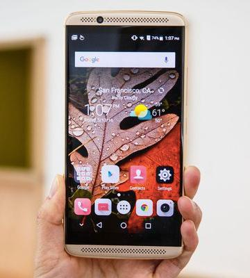 Review of ZTE Axon 7 Unlocked Smartphone