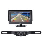 Chuanganzhuo CAZBCMKT001 Backup Camera and Monitor Kit Rear-View
