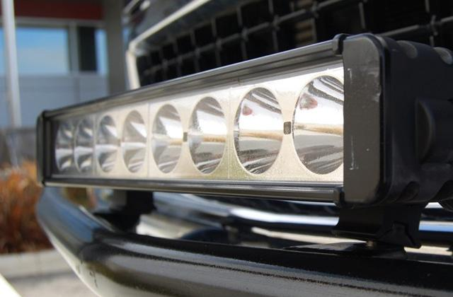 Best LED Light Bars for Additional Illumination on the Road