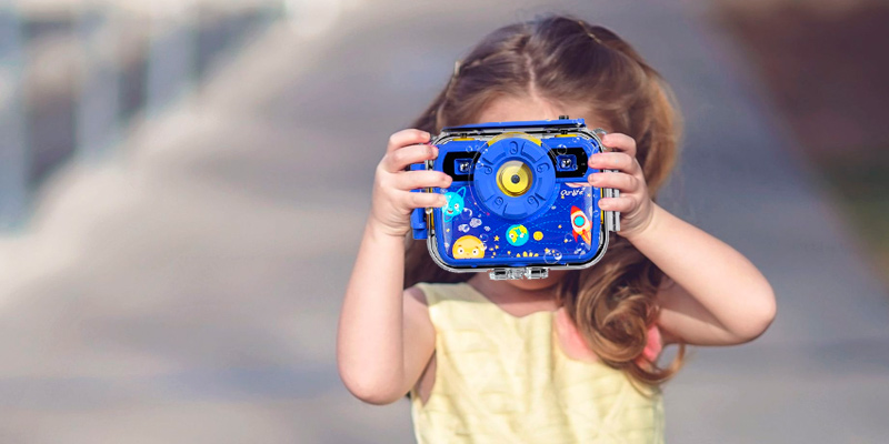 Review of Ourlife (OU-62) 2.4 Inch Kids Camera