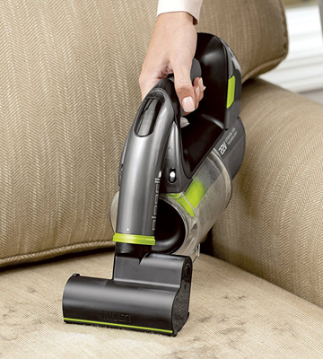 Review of Bissell 1985 Lightweight Cordless Hand Vacuum