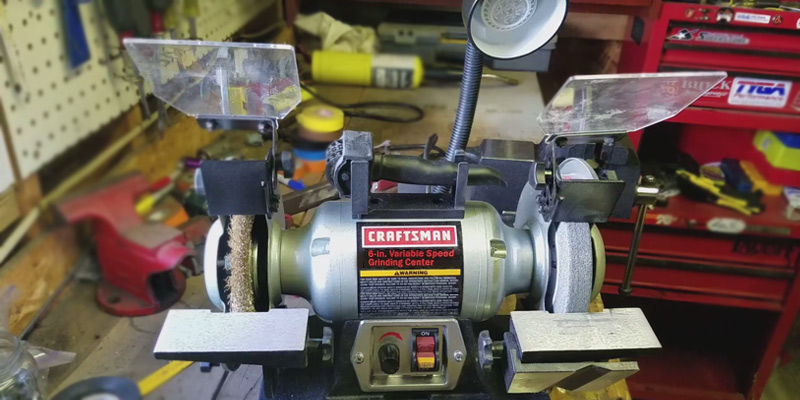 Craftsman 9-21154 Variable Speed in the use