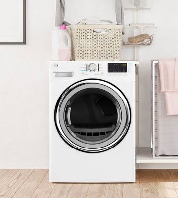 Review of Kenmore 2620372 4.7 cu.ft. Top Load Washer with Triple Action Agitato