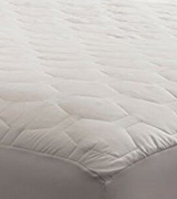 The Grand SYNCHKG018747 Fitted Quilted Mattress Pad