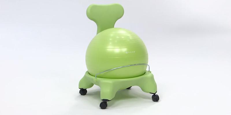 review of gaiam balance ball chair - Gaiam Ball Chair