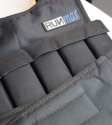 Review of RUNFast Adjustable Weighted Vest