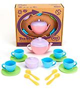 Green Toys TEA01R Tea Set