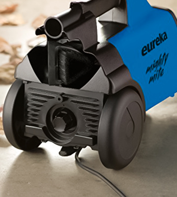 Review of Eureka 3670H Mighty Mite Canister Vacuum, Corded