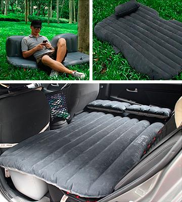 Review of Only TM Car Mobile Cushion Air Bed