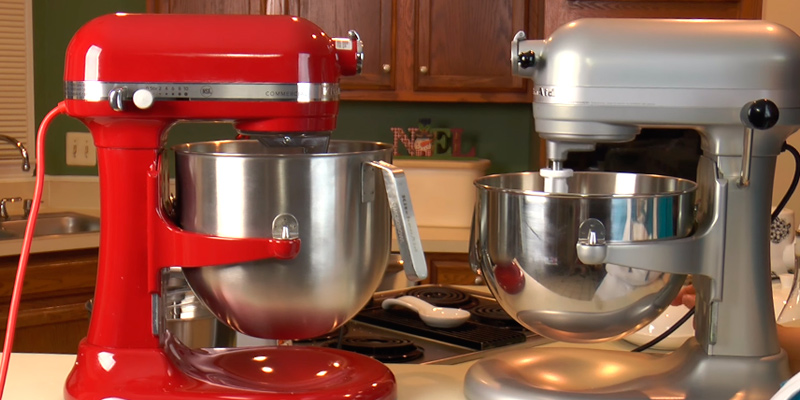 Detailed review of KitchenAid KV25GOXER Professional Stand Mixer