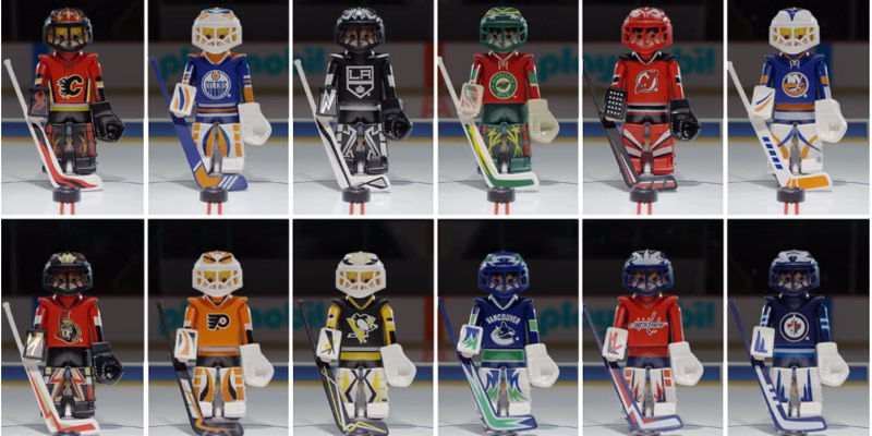 Detailed review of PLAYMOBIL NHL Hockey Arena Playset