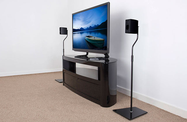 Comparison of Vizio Speaker Stands