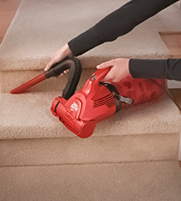 Review of Dirt Devil M08230RED Hand Vacuum Cleaner