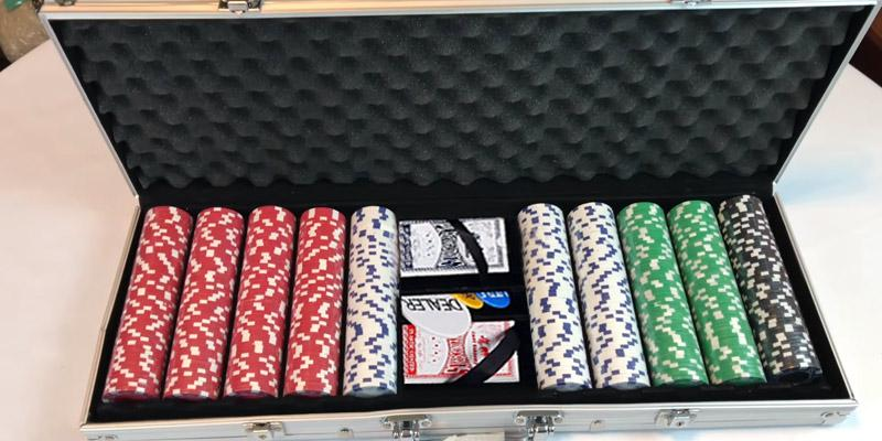 Review of Trademark Poker Dice Style casino-quality