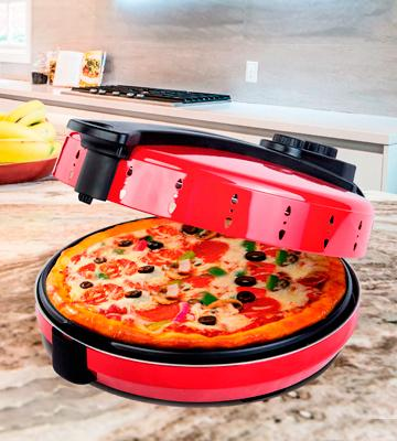 Review of Hamilton Beach 31700 Pizza Maker