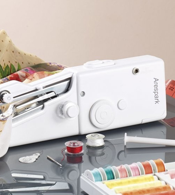 Review of Arespark Handheld Sewing Machine Compact
