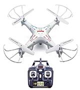 SYMA X5C 6 Axis Gyro HD Camera RC Quadcopter