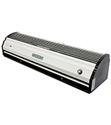 "Yoshimasa MIDORI-36 36"" 2 Speed Air Curtain with Remote Control"