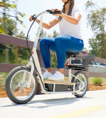 Review of Razor EcoSmart Metro Electric Scooter