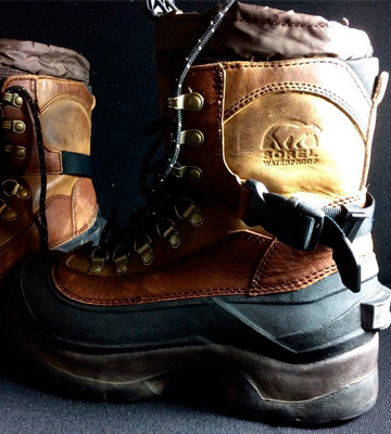 Review of Sorel Conquest Men's Boot