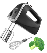 Oster FPSTHM2578 Hand Mixer with Clean Start