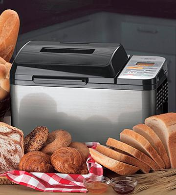 Review of Zojirushi BB PAC20BA Home Bakery Virtuoso Breadmaker