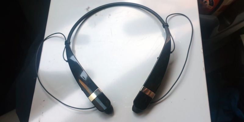 Review of LG Tone Pro (HBS-760) Bluetooth Wireless Stereo Headset - Black