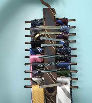 Review of Tenby Living Living Tie Racks Hanger