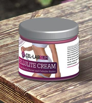 Review of Cel-Lab Slim Cellulite Cream All Natural Cellulite Cream