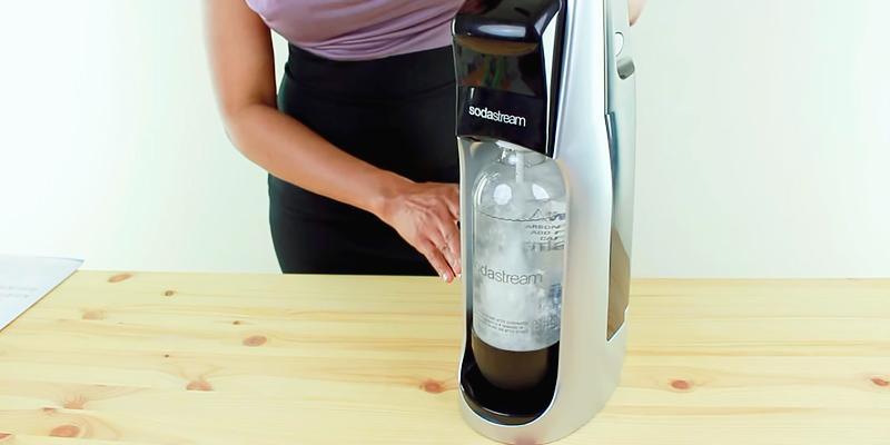 detailed review of sodastream main19168 jet sparkling water maker starter kit - Sodastream Reviews