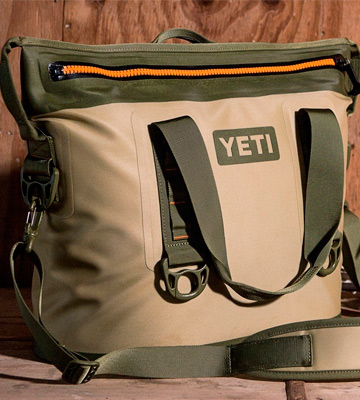 Review of YETI Hopper Two 20 Portable Cooler