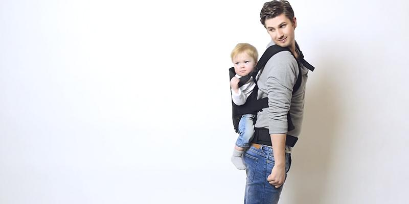 BABYBJORN 023056US Original Baby Carrier in the use