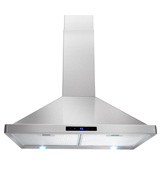 AKDY Kitchen Wall Mount Range Hood