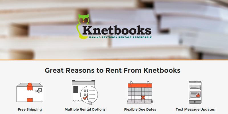 Review of Knetbooks Textbook Rental